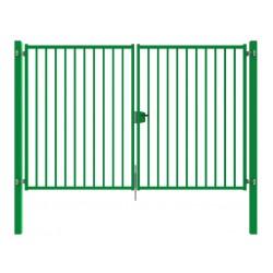 Portails et portillons clotures for Portail coulissant hauteur 1m20