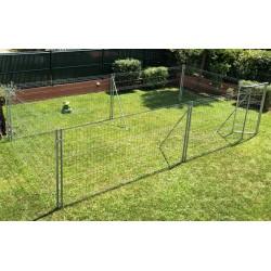 Rectangulaires triples accolés 3 fois 25 m² soit 75 m² (10,70 m x 7,05 m)