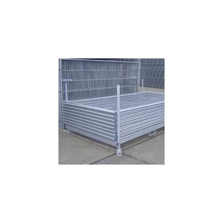 Rack pour stockage et transport horizontal