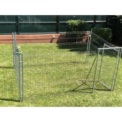 "kit enclos standard de 12,5 m² ""houston"""