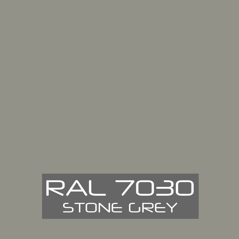 Gris RAL 7030 Brillant